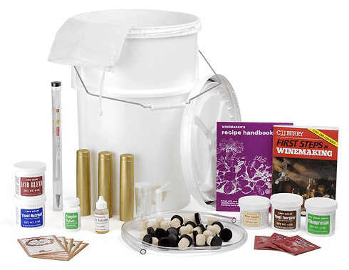 Wine Making Kit For Beginner