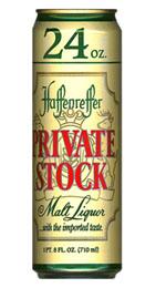 Malt Liquor Can