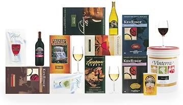 Wine Making Ingredient Kits