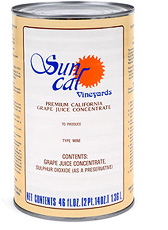 SunCal Vineyards Concentrate