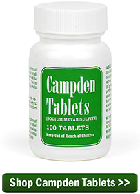 Shop Campden Tablets