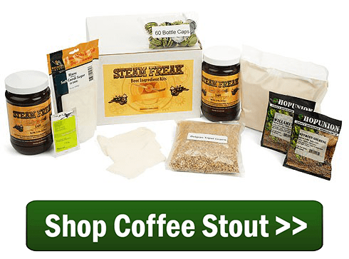 Shop Coffee Stout Beer Kit