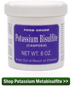 Buy Potassium Metabisulfite