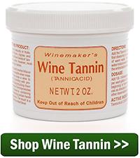 Wine Tannin
