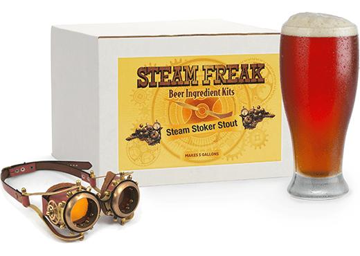 Steam Freak Beer Recipe Kit