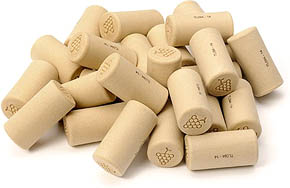 Pile Of Synthetic Corks
