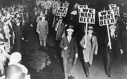 We Want Beer Pickett Parade