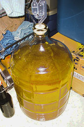 A Wine That Will Not Start Fermenting