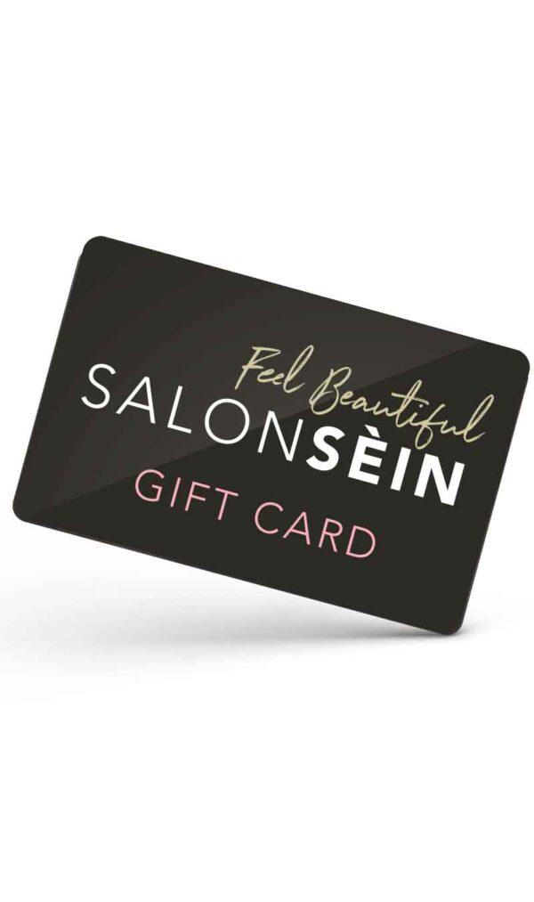 Salon Sein Gift Card