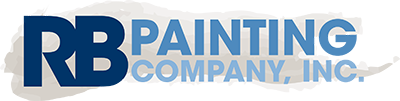 RB Painting Company Logo