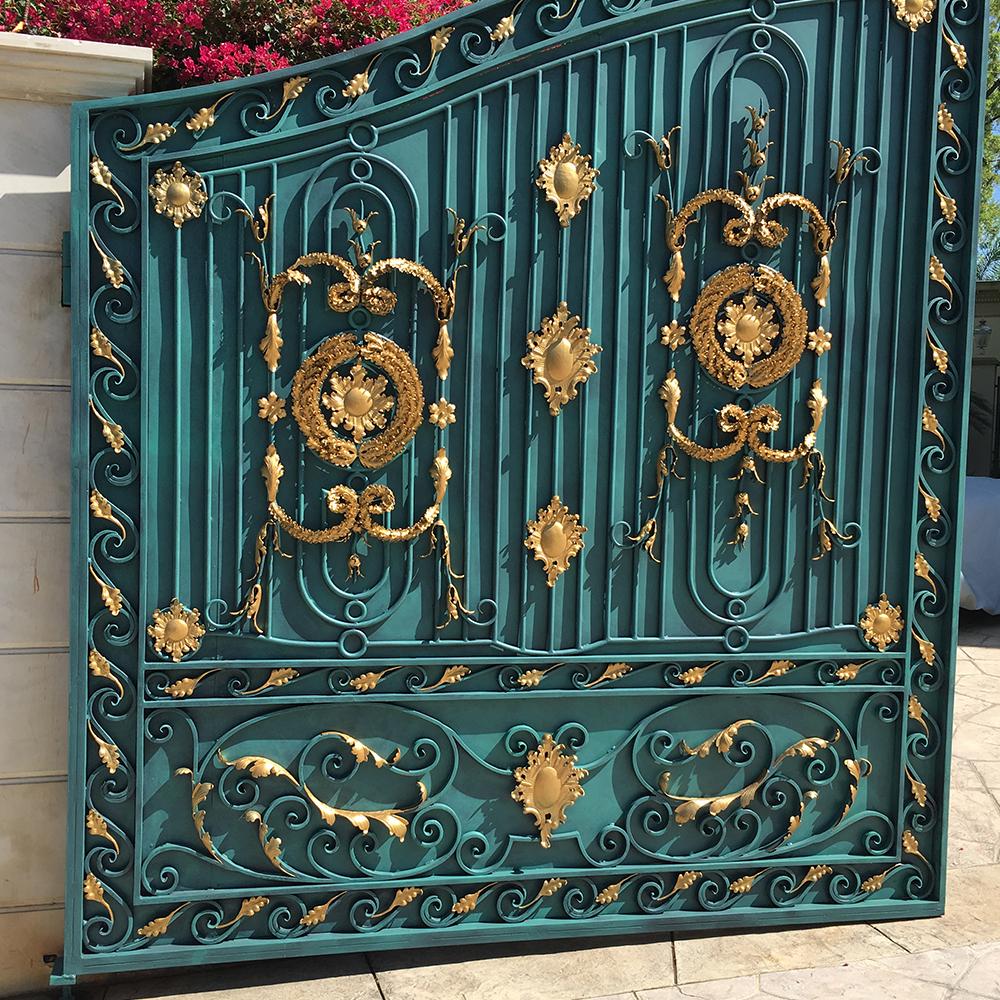 Gate Restoration