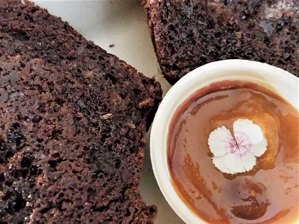 charleston south carolina charken cafe breakfast muffin flower historic travel