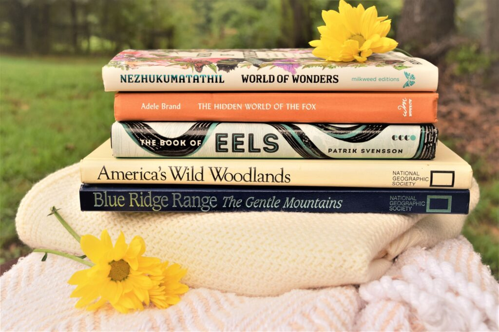 booklist reading fall books nature natural science