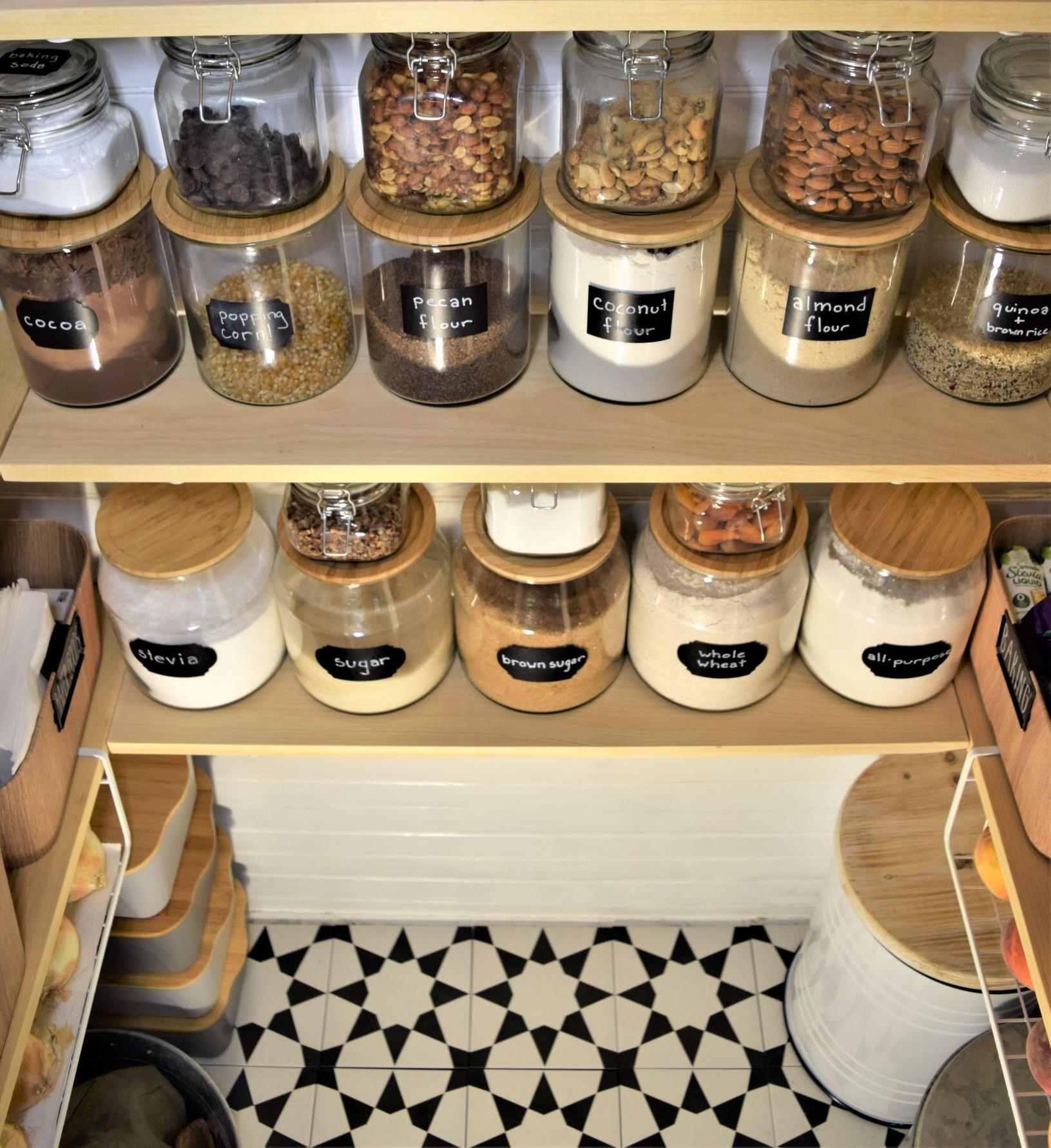 A Small Farmhouse Pantry Gets a Big Overhaul