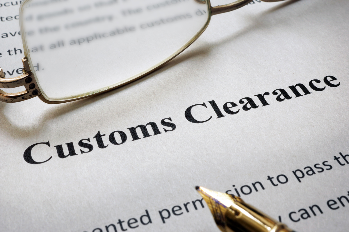detail image - customs clearance