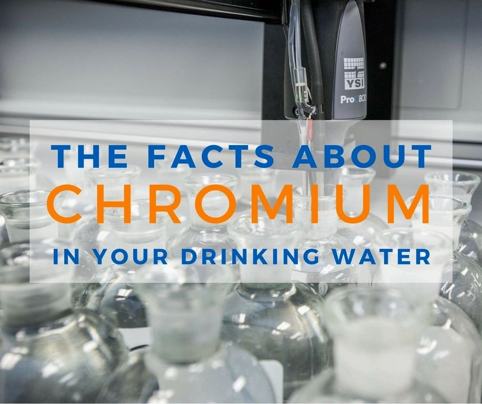 Chromium Facts in Drinking Water