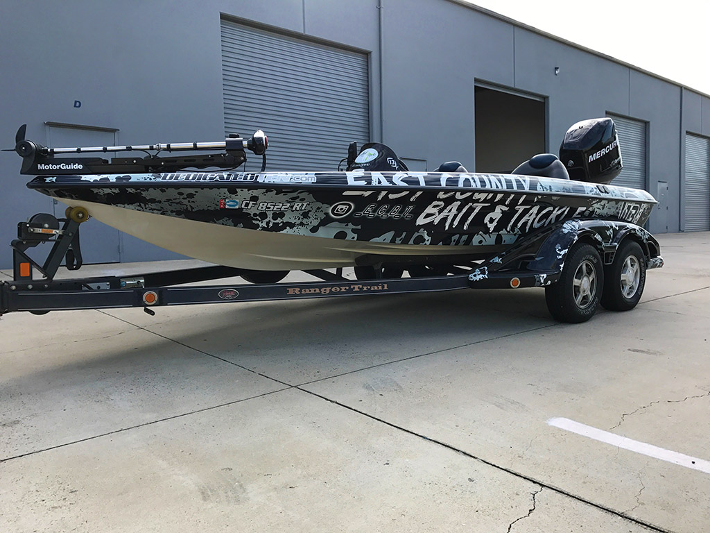 East County Bait & Tackle Boat