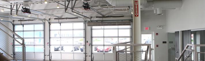 InnovativeGarageDoor.com Commercial Garage Door Openers