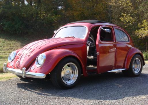 1956 Oval Ragtop V8 Bug $24,500.00