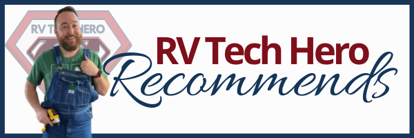 Products and services recommended by RV Tech Hero