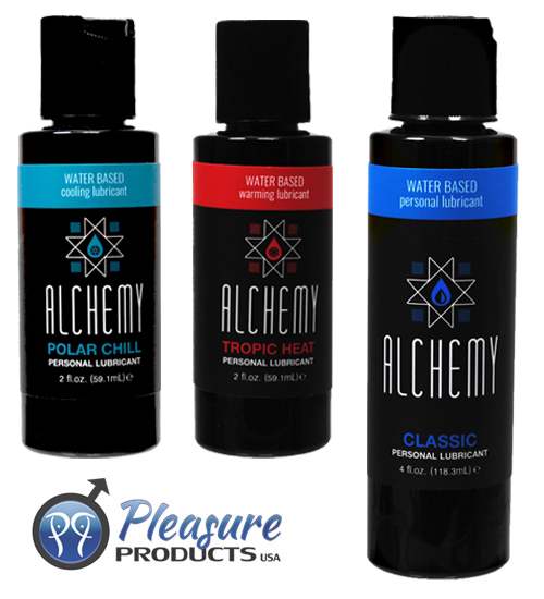 Alchemy Water Based Lube