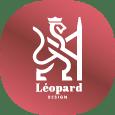 leopard design logo