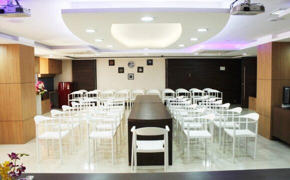 Spacious Auditorium