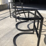 Powder Coating Us Stone Design Chairs 1