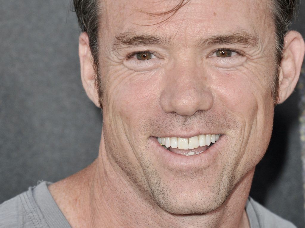 """Terry Notary at the Los Angeles premiere of """"Rise of the Planet of the Apes"""" at Grauman's Chinese Theatre, Hollywood. July 28, 2011  Los Angeles, CA Picture: Paul Smith / Featureflash"""