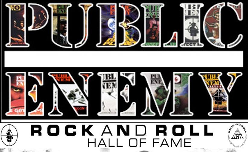 Public Enemy Rock Hall
