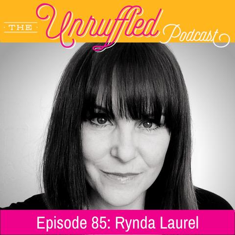 Rynda on The Unruffled Podcast