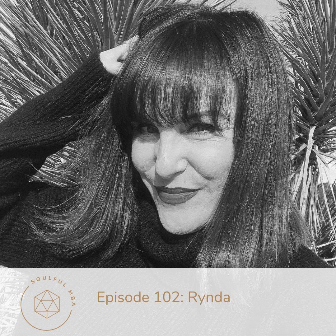 Rynda on Soulful MBA Podcast