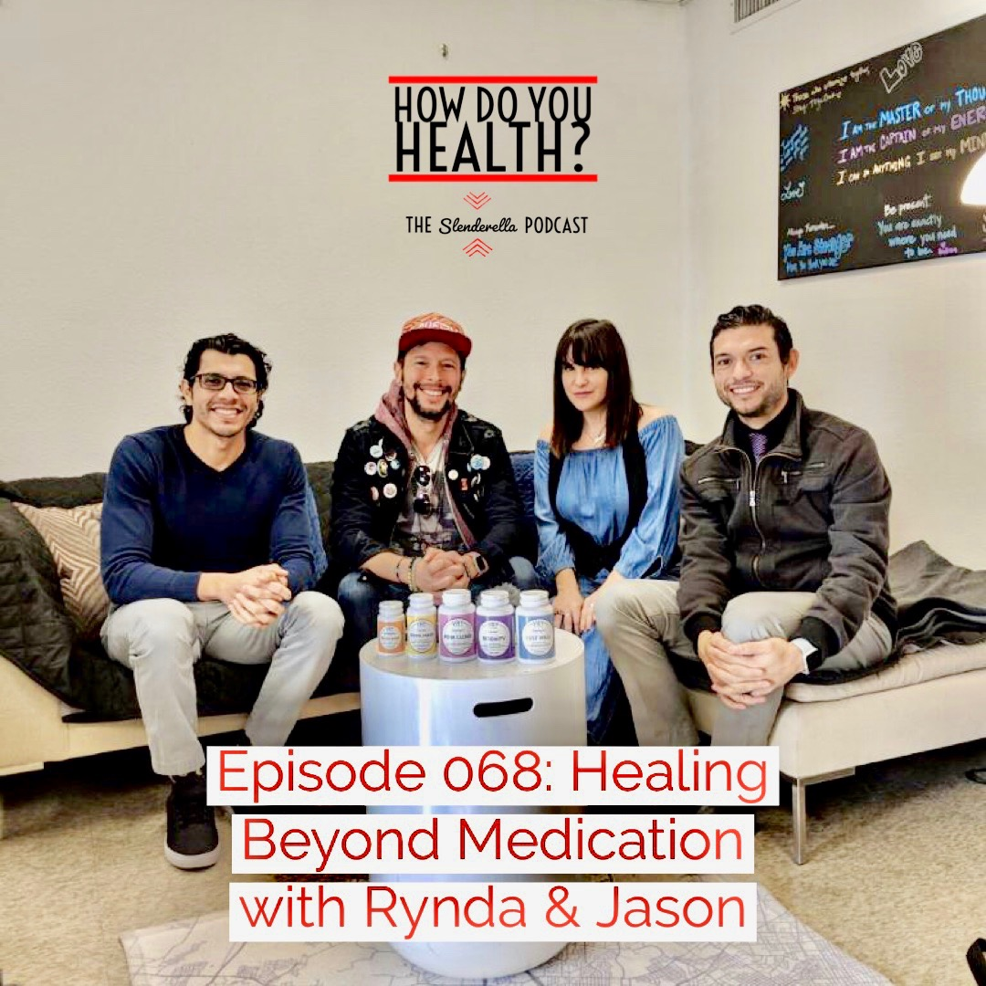 How You Do Health Podcast with Rynda Laurel & Jason Wrobel