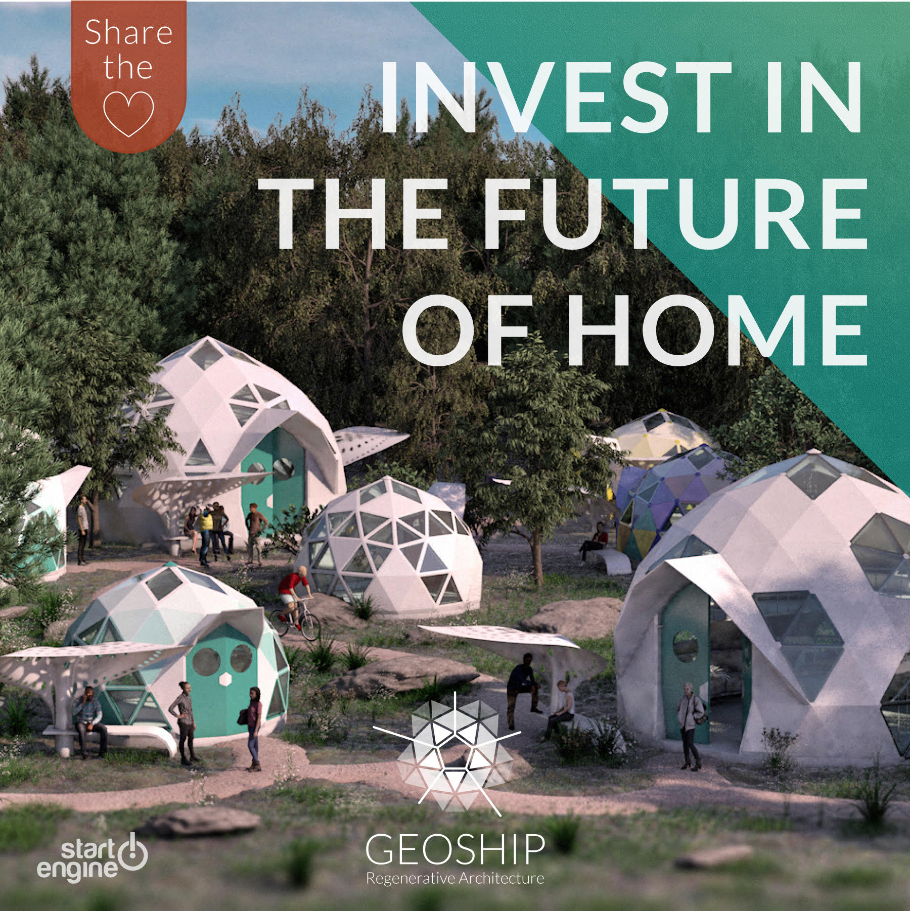 Joining GEOSHIP – The Future of Home