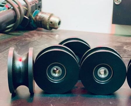 cnc-rollers
