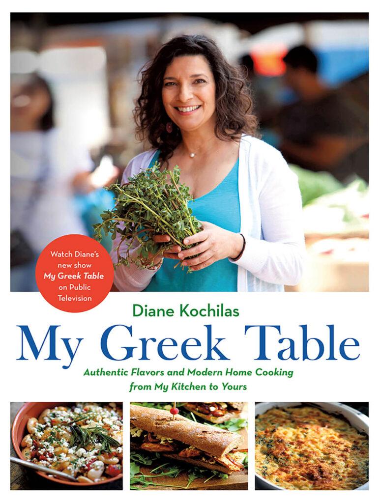 Kochilas has written more than 18 cookbooks dedicated to Greek cuisine.