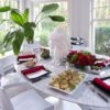 A turn-key, at-home Dinner Party from Marcia Selden Catering. Photo by Andreas & Nico Photography