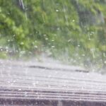 The damaging hail season begins mid-April, running throughout the summer and into September.