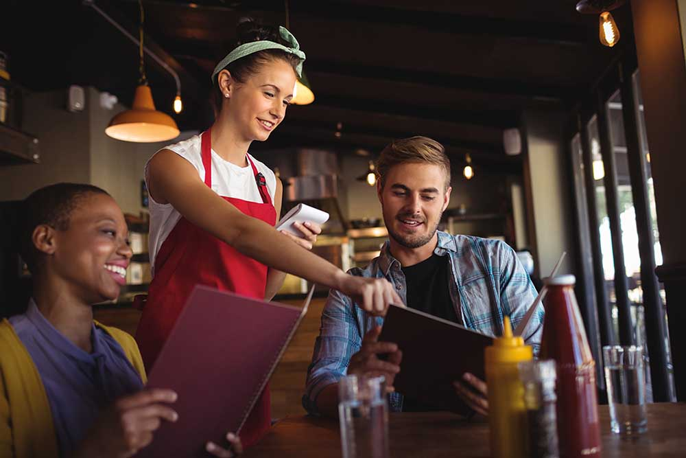 The Customer Service Course helps your employees better communicate with customers.