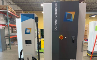 Rhombus 125kW DC Fast Charger Received UL 1741-SA Certification
