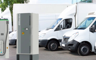 Rhombus: Putting All the Pieces Together for M/HD EV Fleet Charging