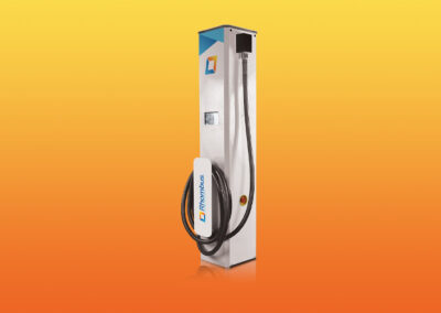 RES-D2-CS20 Electric Vehicle DC Fast Charger Dispenser
