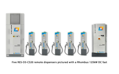 Welcome the RES-D3-CS20 Dispenser to the Rhombus Family!