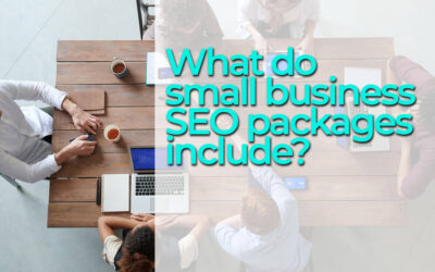 What Do Small Business SEO Packages Include?