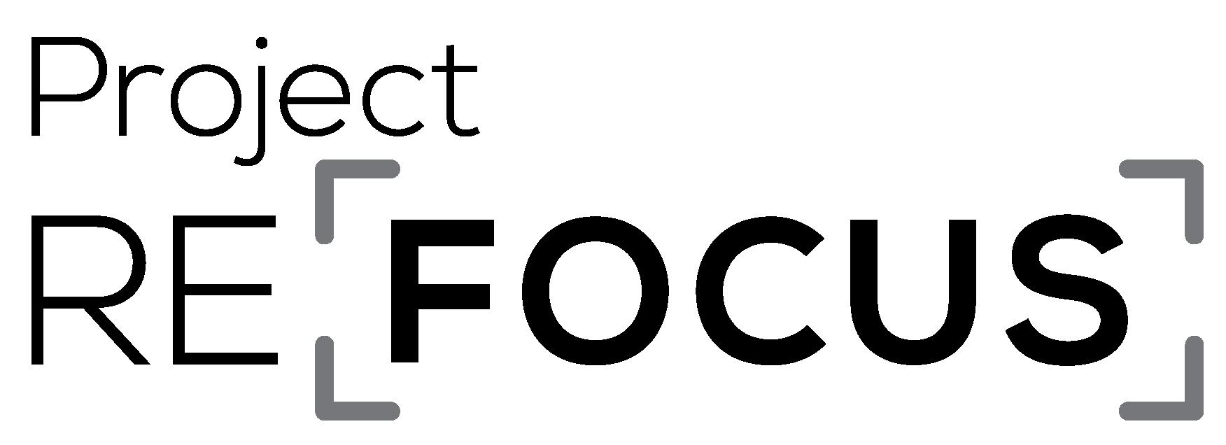 Project ReFOCUS Logo