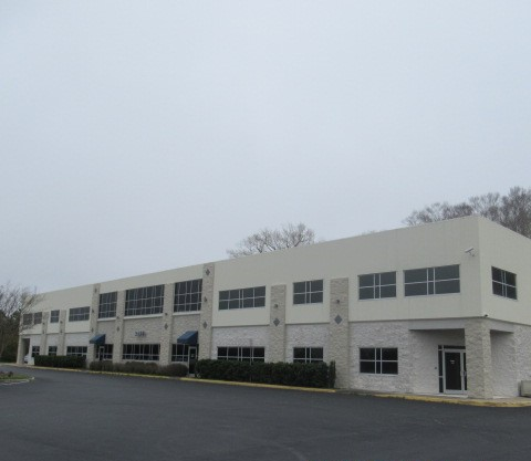 Corporate office and warehouse