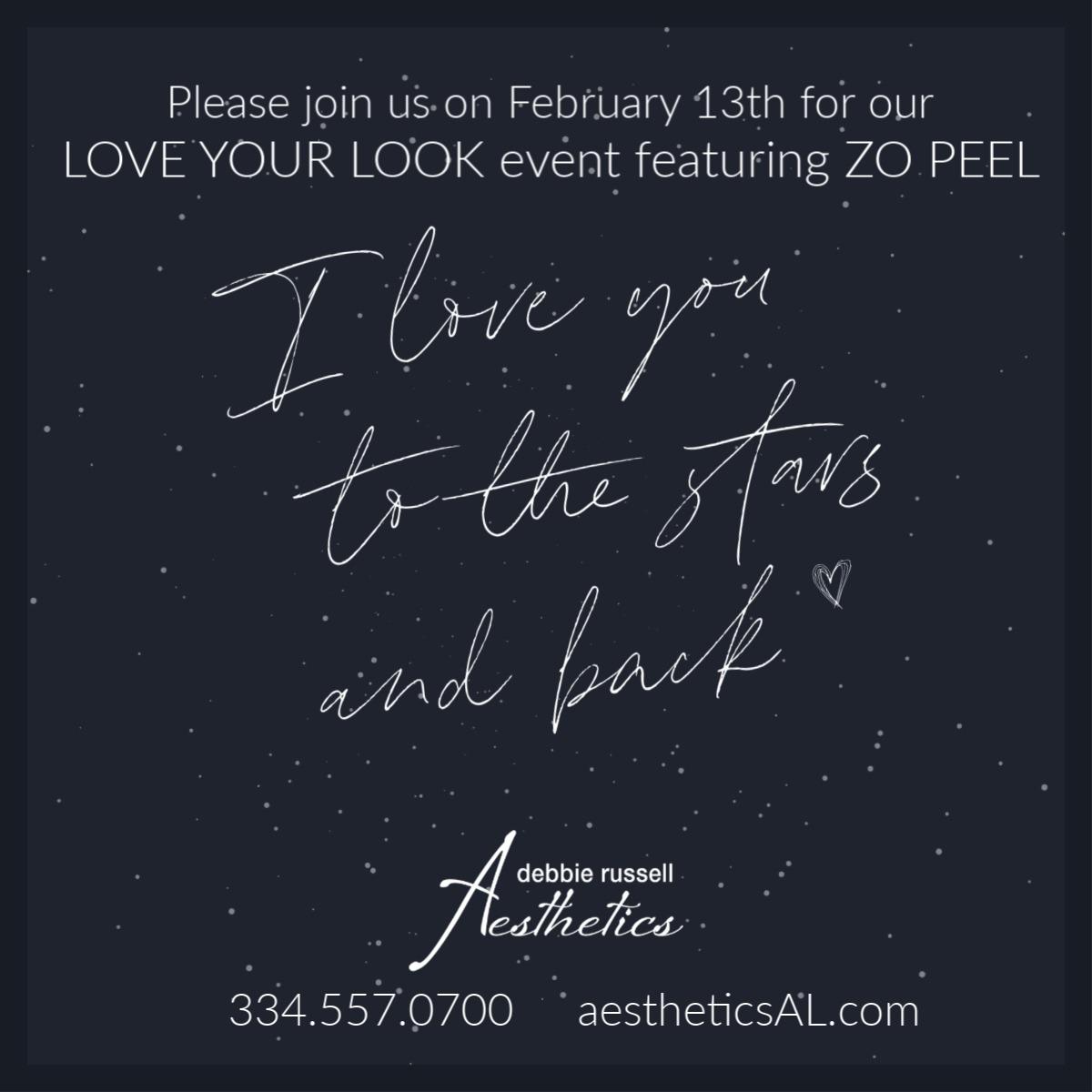 Love Your Look Zo Peel