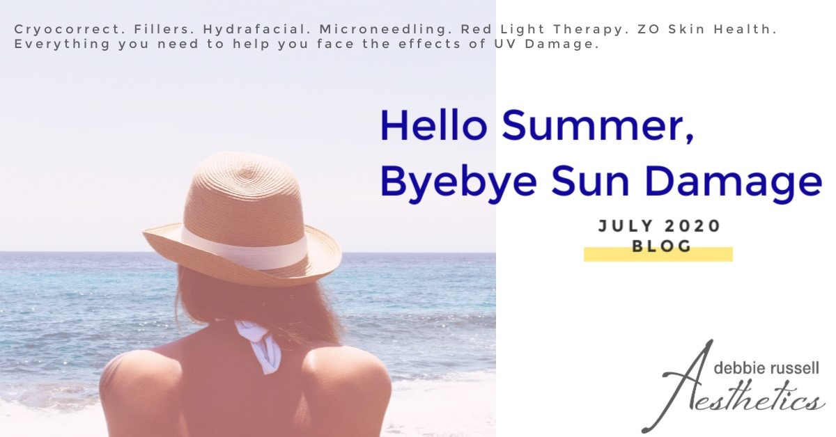 Hello Summer, Byebye Sun Damage