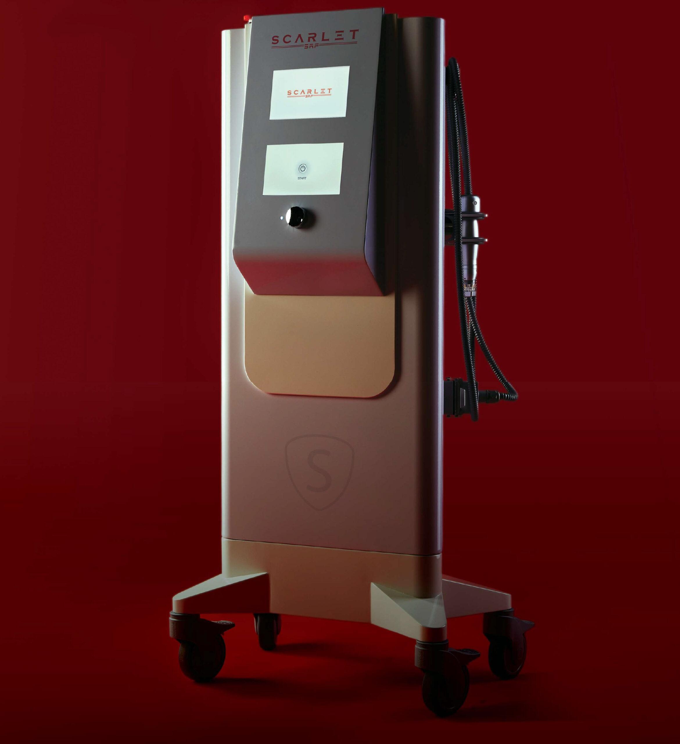 Scarlet SRF Micro-Needling
