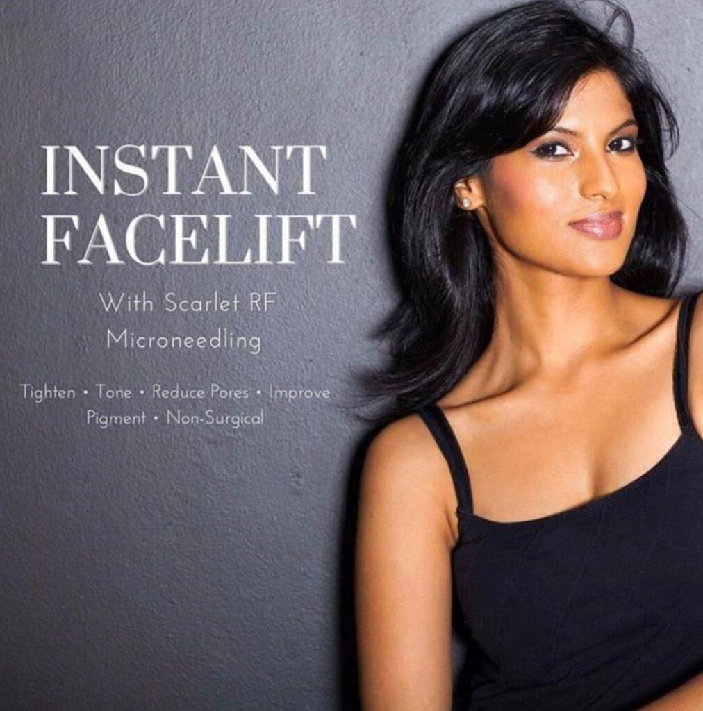 Scarlet Instant Face Lift